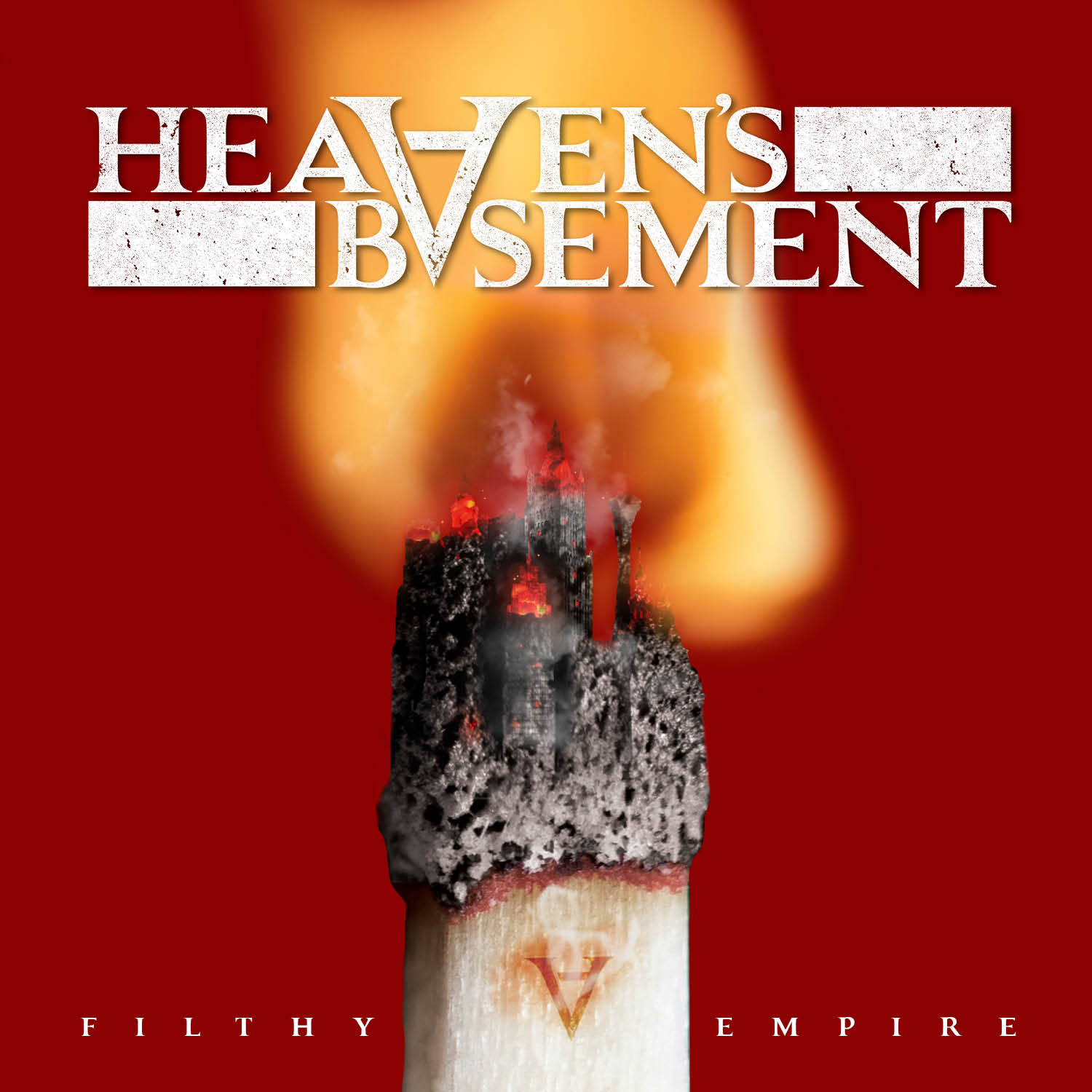 Heaven's Basement - Filthy Empire, Special Edition